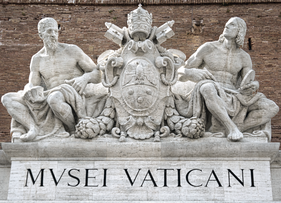 Vatican Museum Entrance. Book now the itertours Vatican Tour in Rome