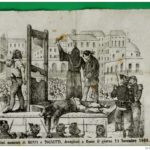 Monti e Tognatti executions in Rome. Join our criminal tour in Rome to discover their stories.