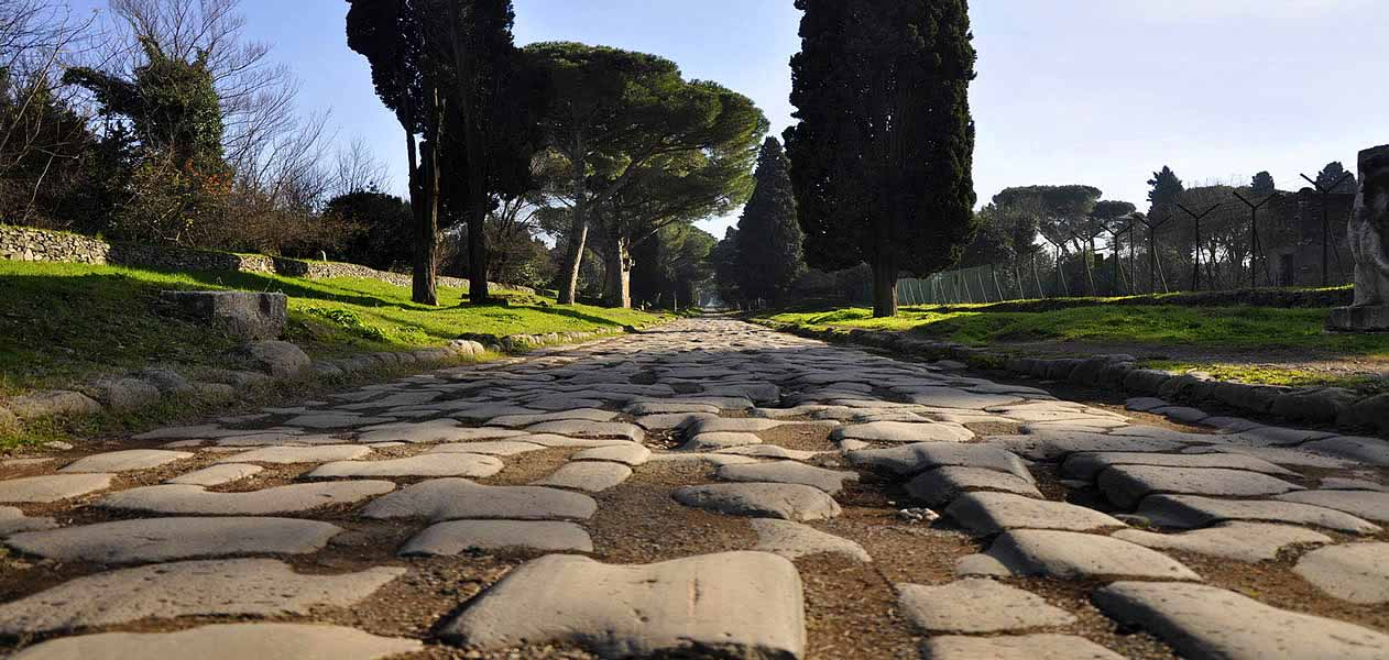 Appia Antica: an ancient road in Rome