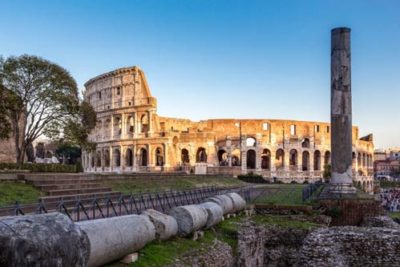 An amazing view of Colosseum. Enjoy our special tours in Rome, A full experience of the Colosseum, understand the true nature of what it meant and still means today.