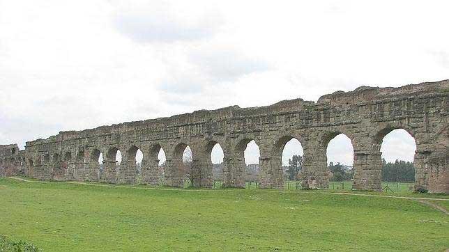 Aqueduct Claudius