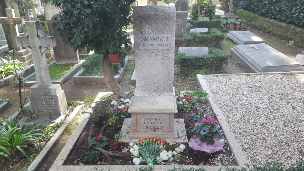 Tomb of Antonio Gramsci