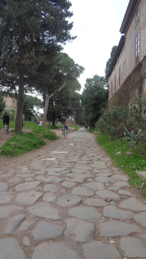 The Appian road