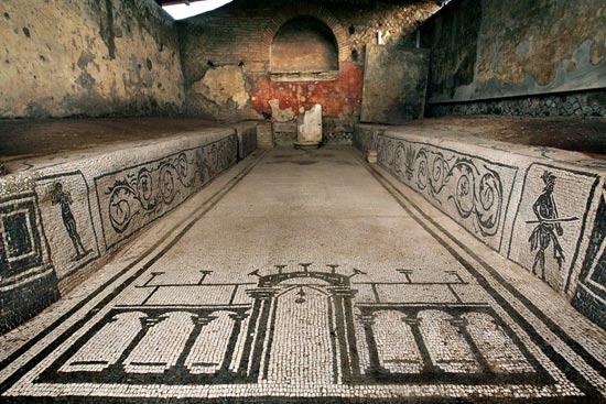 A visit to Ostia Antica